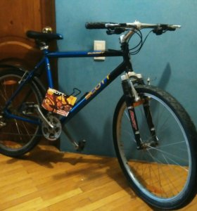 Велосипед Scott Summit