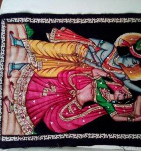 Картина на ткани