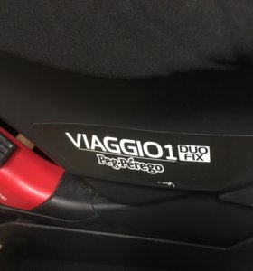 Автокресло Peg-Perego Viaggio Duo-Fix