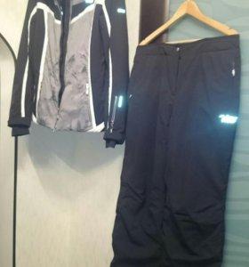 Куртка и брюки горнолыжные