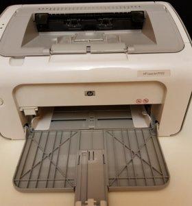 Лазарный принтер HP LaserJet 1102