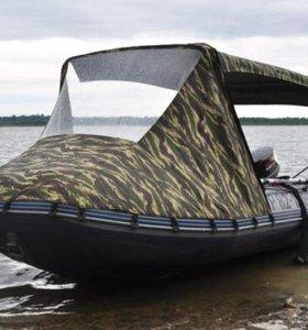 Тент комбинированный для лодки