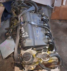 Двигатель L13 хонда фит