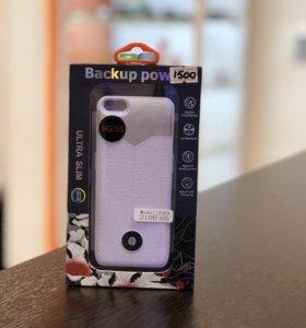 Чехол-Зарядка для IPhone 5/5s