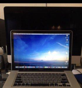 "Macbook Pro 15"" 2.4 ghz"