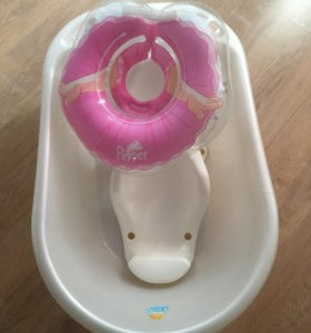 Ванночка+горка+круг