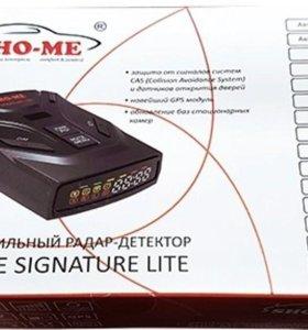 радар-детектор Sho-MeSignatureLite.