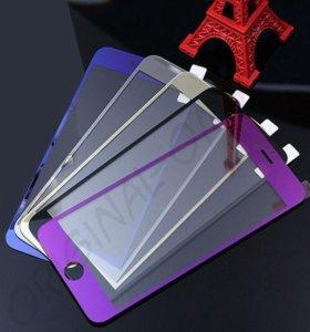 Защитное стекло на iPhone 7 5D