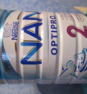 Смесь Nan 2 (800 гр)