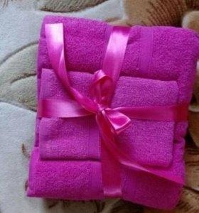 Набор полотенец подарочный