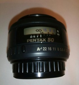 Pentax SMC FA 50mm f:1.4