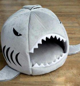 Домик в виде Акулы