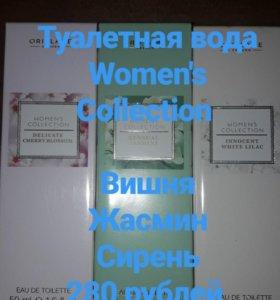 Туалетная вода Women's Collection