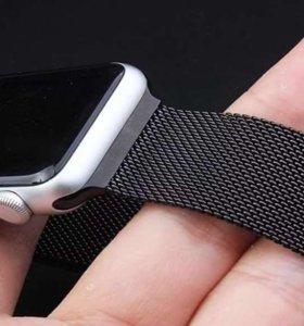 Миланские ремешки для Apple Watch 42мм