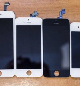Экран(модуль) iPhone 5,5s,6,6s,6+...