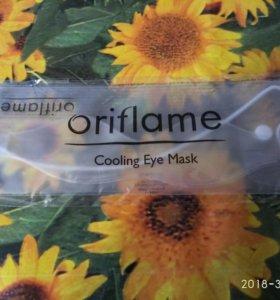 Охлаждающая маска для лица
