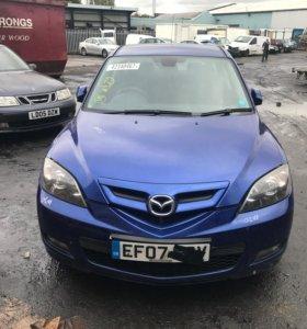 Разборка Mazda BK 3 02-09г
