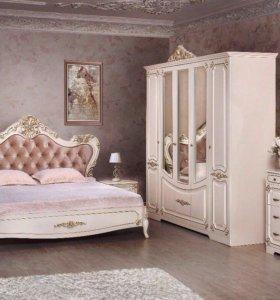 Спальный гарнитур с 5 дв шкафом