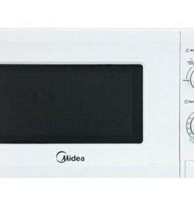 Абсолютно новая микроволновая печь