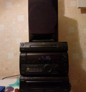 Музыкальный Центр Sony MHC - 551