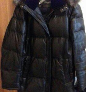 Куртка зимняя, мужская.