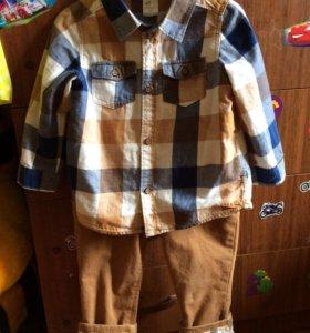 Детские вещи для мальчика, 80 размера