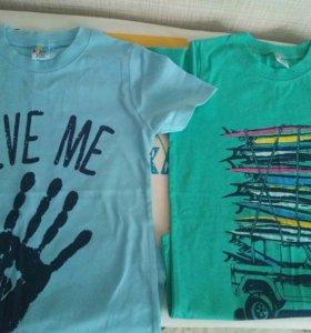 Майки футболки р.122-128