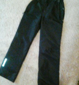 Балоневые брюки
