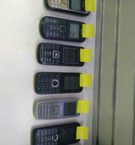 Простые телефоны нокия