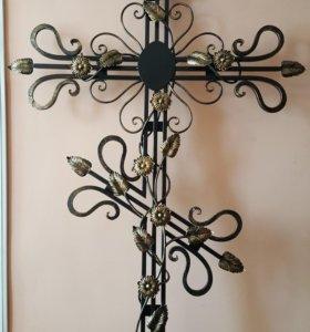 Крест на могилку