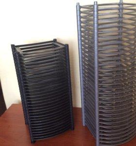 Разборные стойки для дисков