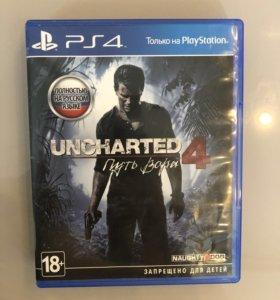 Игра для PlayStation 4 Uncharted 4