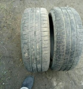 две шины