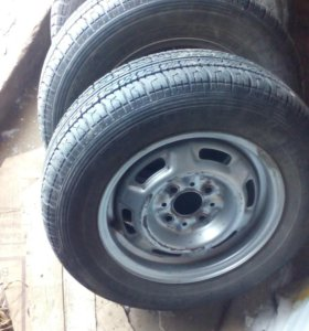 Летние колёса