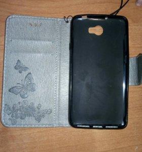 Чехол HuaweiY5II,Huawei Y6 II и Honor 5A lyo 121