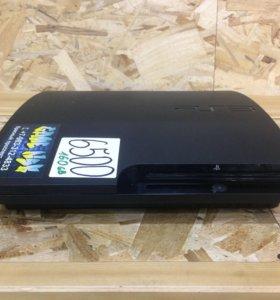PlayStation 3 Slim на 160GB (гарантия)