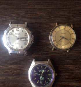 Продам коллекцию часов СССР