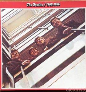 Beatles 1962-1966 2 LP 1973 Germany