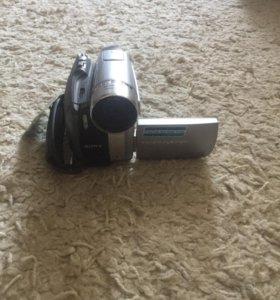Камера Handycam Sony DCR-HC96