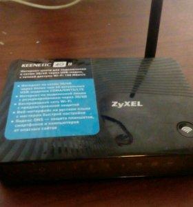 Wi-fi модем ZyXEL