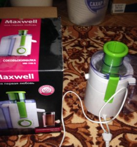 Соковыжималка Maxwel