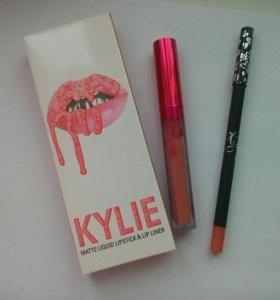 Набор 2в1 Kylie.EXPOSED