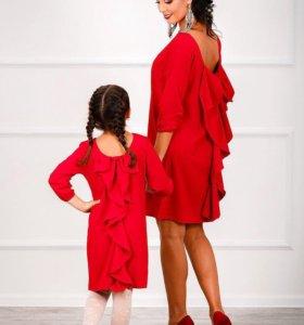 Одинаковая одежда «МАМА и дочка»