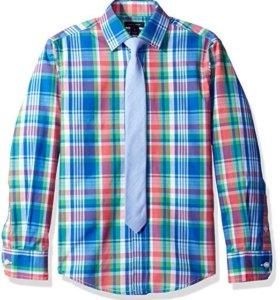 Новая рубашка Tommy Hilfiger на 12 лет