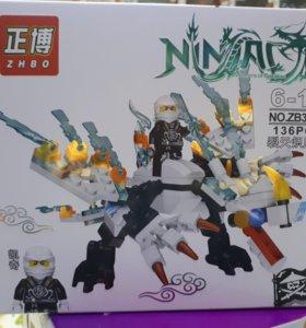 Нинзяго конструктор