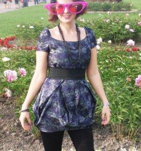 Платье S. Кира Пластинина