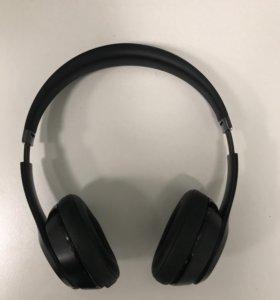 Beats solo 3 wireless, чёрный-матовый