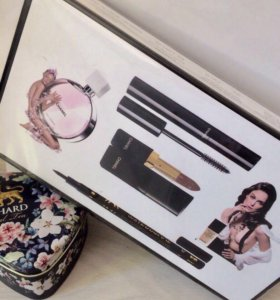 Набор Chanel 5 в 1 отличный подарок