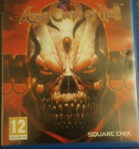 Army corps of hell PS VITA ТОРГ