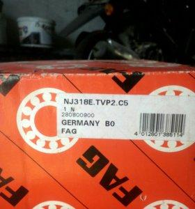 Подшипник FAG NJ318E-TVP2-C5